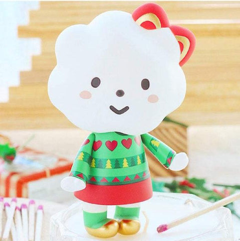 Rainbow Style - Merry Rainbow Christmas Figure