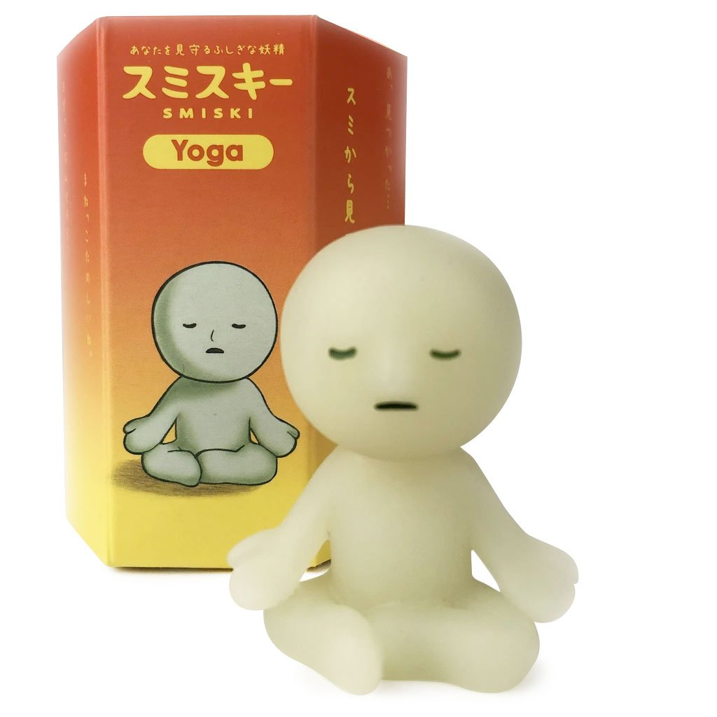 Smiski Yoga Blind Box