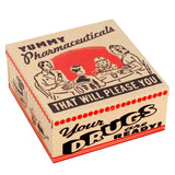 Petite Cigar Box - Yummy Pharmaceuticals