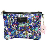 Tokidoki Crystal Kingdom Zip Pouch