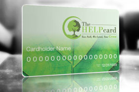 The Help Card - 2nd Chance Revolving Store Card