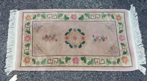 28x 50 rose ambussion rug