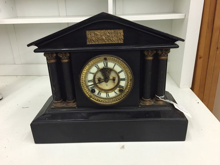 Ansonia Mantle Clock - Jarred's Homegoods / Treasure Brokers  - 1