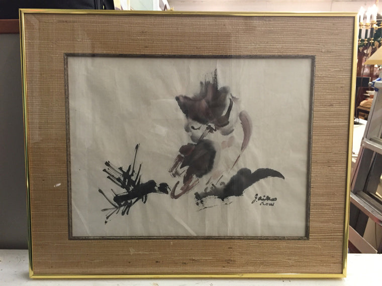 Artwork - Signed by artist - Jarred's Homegoods / Treasure Brokers