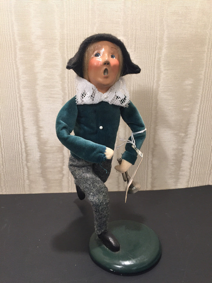 Byers Choice LTD Fritz First Edition 1994  Nutcracker Series Holiday