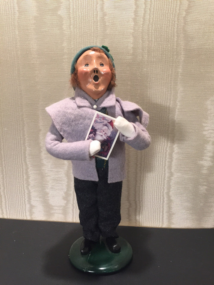 Byers Choice LTD The Carolers 1991 Holiday