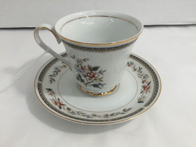 Cup/Saucer Arlen Fine CHina Japan 2828 Kwan Yin - Jarred's Homegoods / Treasure Brokers  - 1