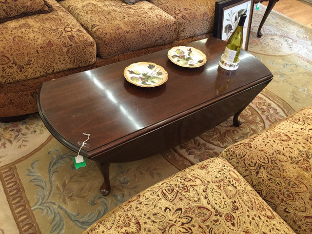 Ethan Allen Coffee Table, Drop Leaf   Jarredu0027s Homegoods / Treasure Brokers    1