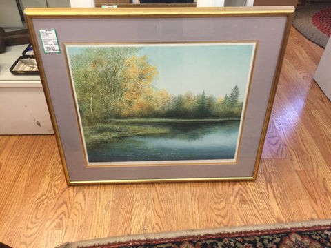 Limited Edition Artwork Arnold Alaniz - Jarred's Homegoods / Treasure Brokers  - 1