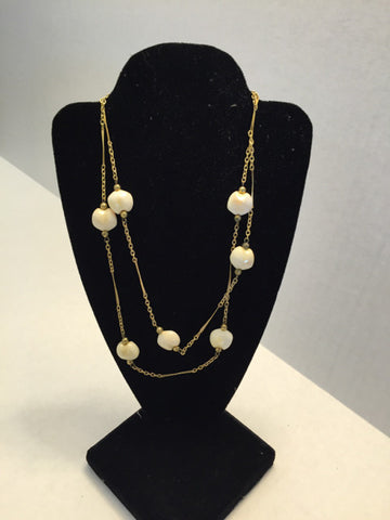 Necklace / Pearl - Jarred's Homegoods / Treasure Brokers  - 1