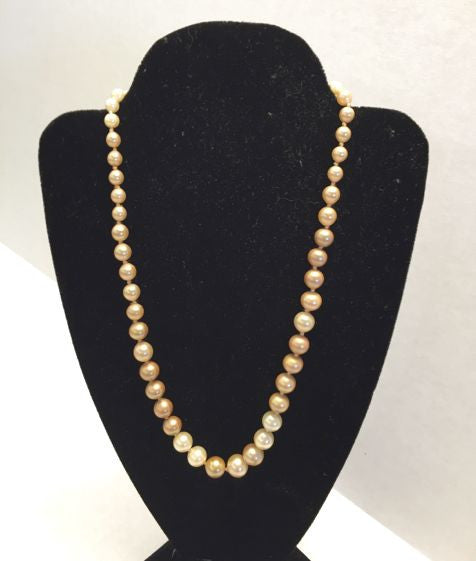 Pearl Necklace - Jarred's Homegoods / Treasure Brokers  - 1