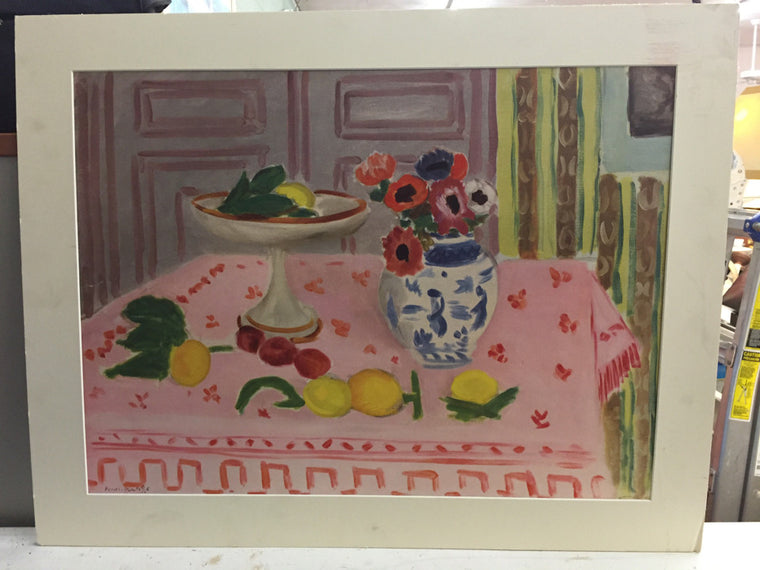 Prints-  Matisse - Jarred's Homegoods / Treasure Brokers
