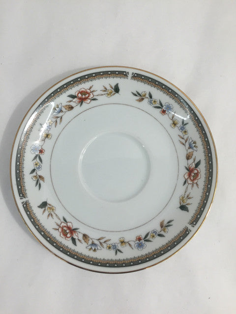 Saucer - Arlen Fine CHina Japan 2828 Kwan Yin - Jarred's Homegoods / Treasure Brokers  - 1
