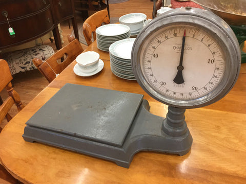 Scale - Chatillon 50lbs - Jarred's Homegoods / Treasure Brokers  - 1