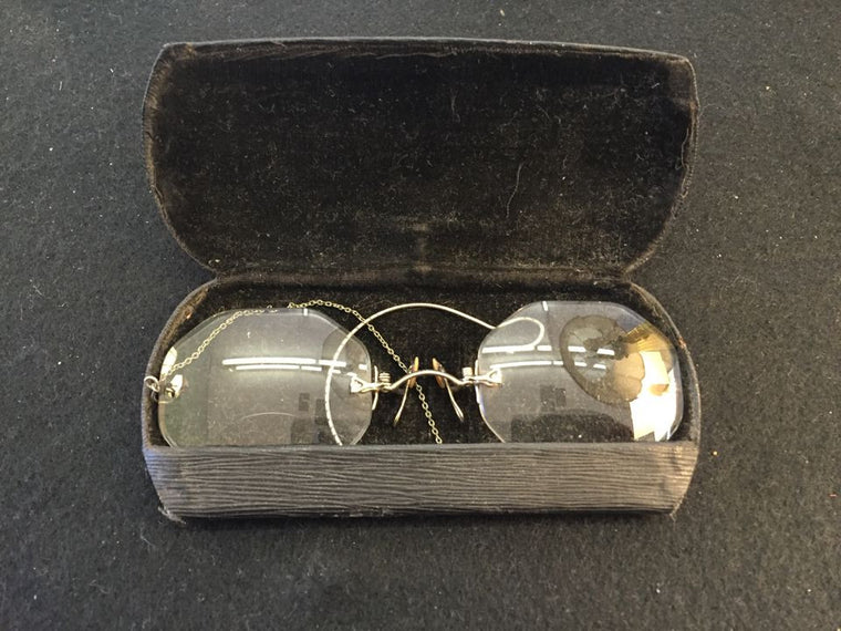 Vintage Spectacles w/ Case
