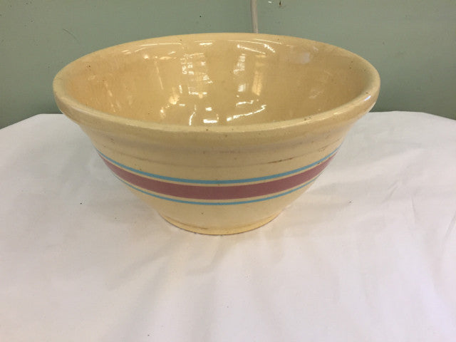 Yellow Bowl - Oven Ware USA 12 - Jarred's Homegoods / Treasure Brokers  - 1