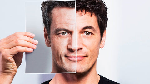 men look younger with dreamskin