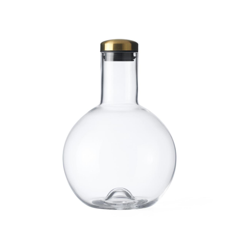 round bottle carafe