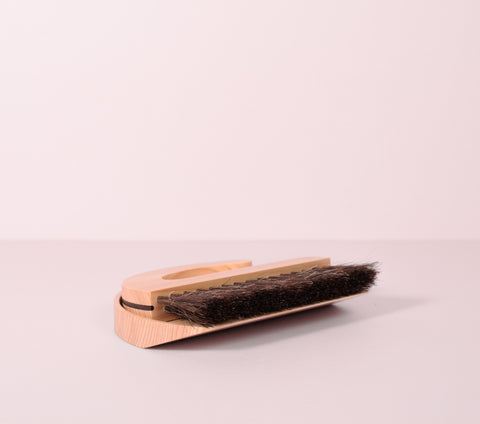 japanese wooden yure brush