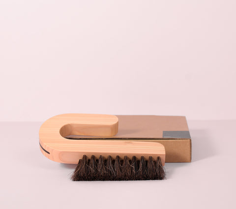 japanese wooden kake brush