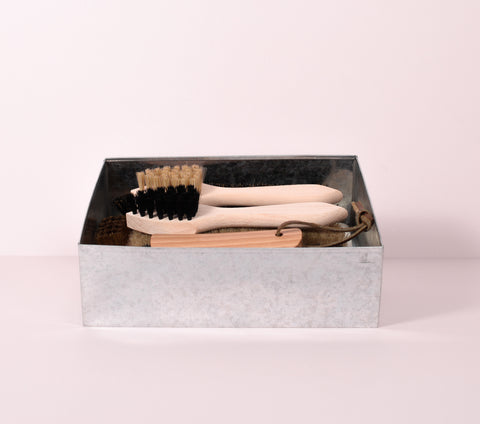 shoe care set