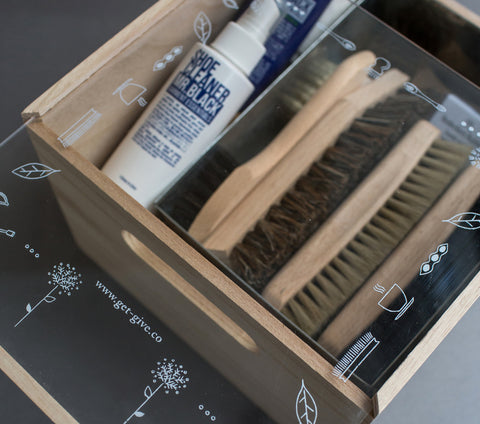 Shoe Care Gift Box