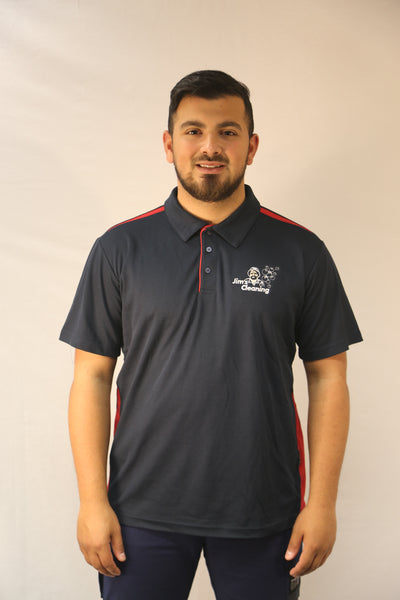 Men's Carpet Cleaning Polo