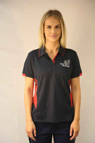 Womens Cleaning Polo - New Zealand