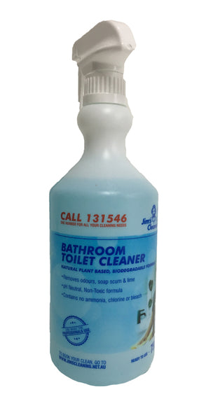 Bathroom & Toilet Cleaner - 750ml