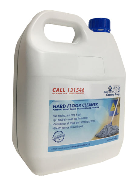Hard Floor Cleaner - 4LTR