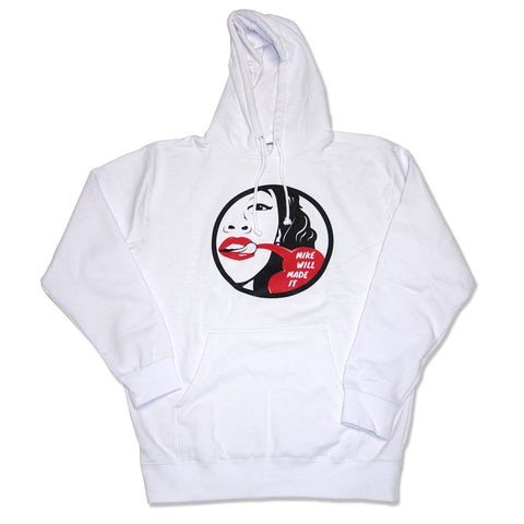 Mike Will Made It White Hoody