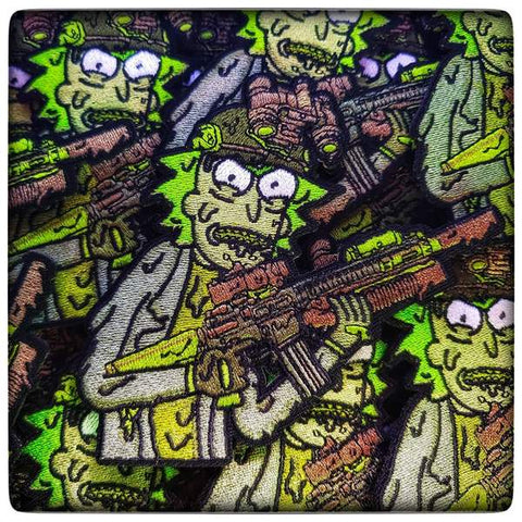 Tacticool Toxic Rick Morale Patch - Tactical Outfitters
