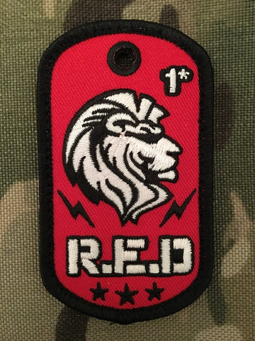 R.E.D. PATCH - Tactical Outfitters