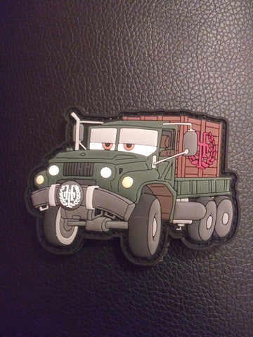 Deuce And A Half PVC Morale Patch - Tactical Outfitters