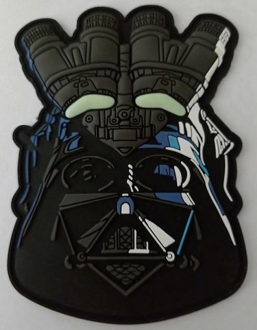 Vader Nods PVC Morale Patch - Tactical Outfitters