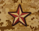 Nautical Star Morale Patch - Tactical Outfitters