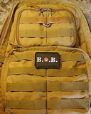 BUG OUT BAG MARKER PATCH - Tactical Outfitters