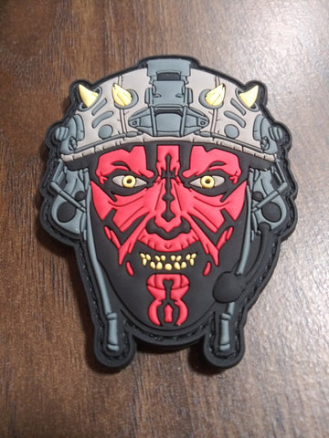 Tactical Maul PVC Morale Patch - Tactical Outfitters
