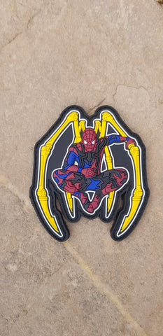 Spidey Morale Patch - Tactical Outfitters
