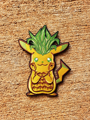 PIKA PINEAPPLE MORALE PATCH - Tactical Outfitters