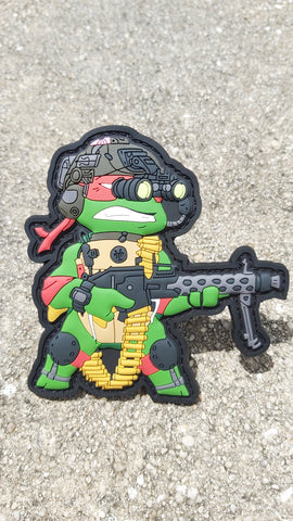 Raphael v2 PVC Morale Patch - Tactical Outfitters