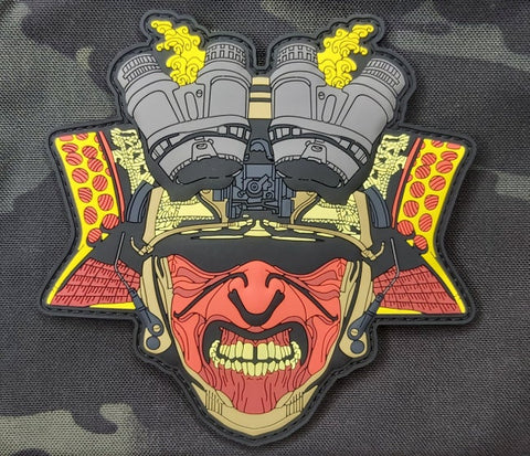 TACTICAL KENSEI PVC MORALE PATCH - Tactical Outfitters