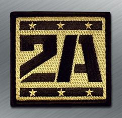2A MORALE PATCH - Tactical Outfitters