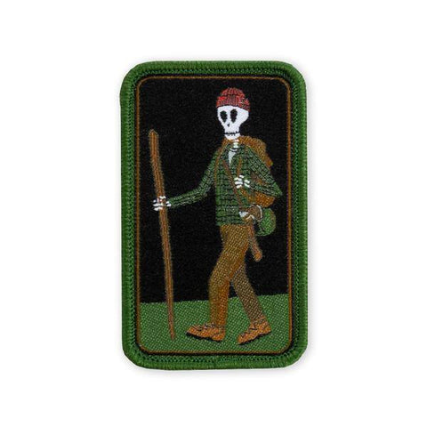 PDW Memento Mori Woodsman v1 Morale Patch - Tactical Outfitters