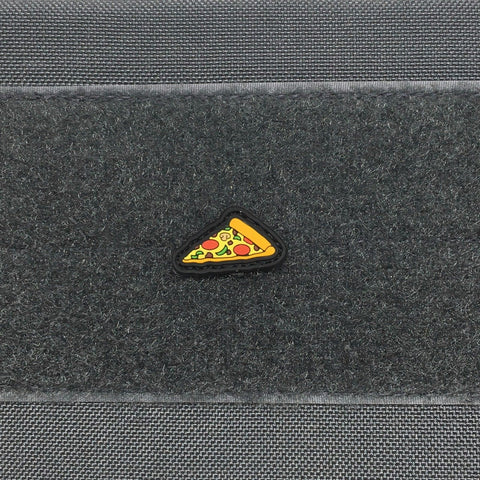 PIZZA CAT EYE PVC CAT EYE MORALE PATCH - Tactical Outfitters