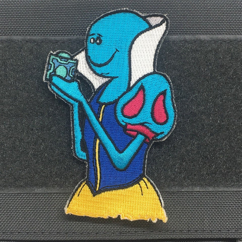 LIMITED EDITION BAD MEESEEKS BOX MORALE PATCH - Tactical Outfitters