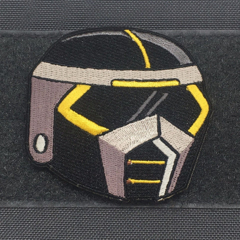 BATTLEMOON CRAPTACTICA HELMET MORALE PATCH - Tactical Outfitters