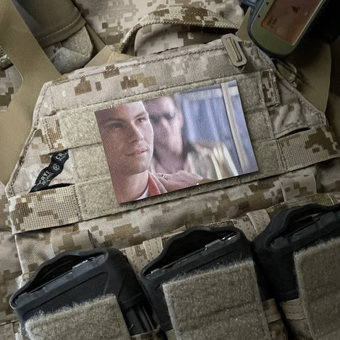 The King Morale Patch