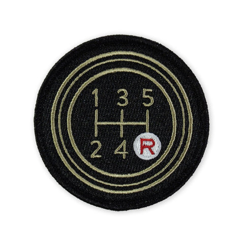 PDW LC 5 SPD Shift Knob Morale Patch - Tactical Outfitters