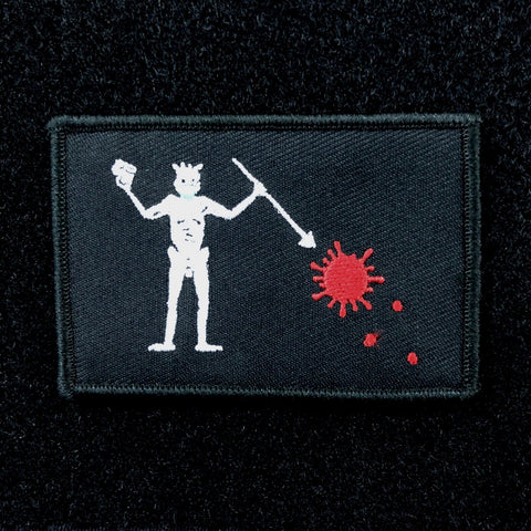 BLACKBEARD RONA MORALE PATCH - Tactical Outfitters